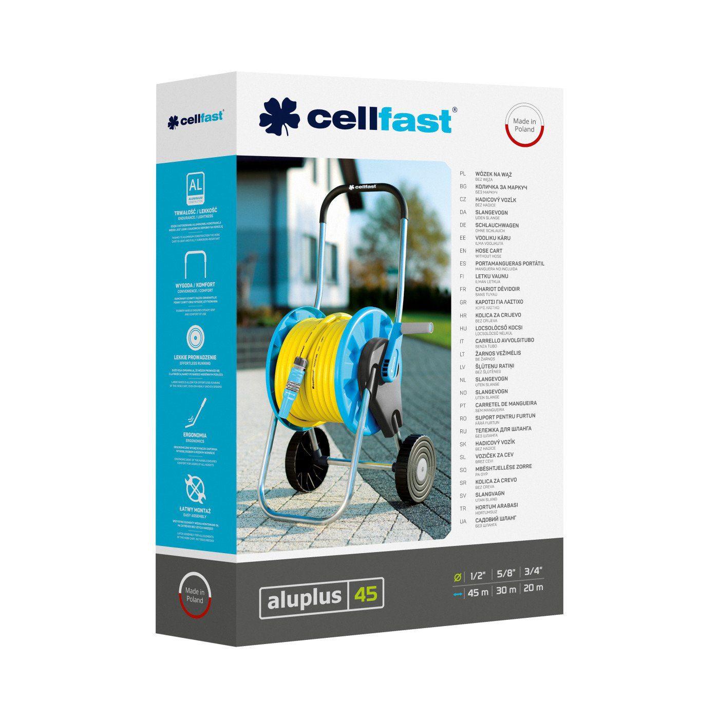 Cellfast Wózek na wąż ALUPLUS