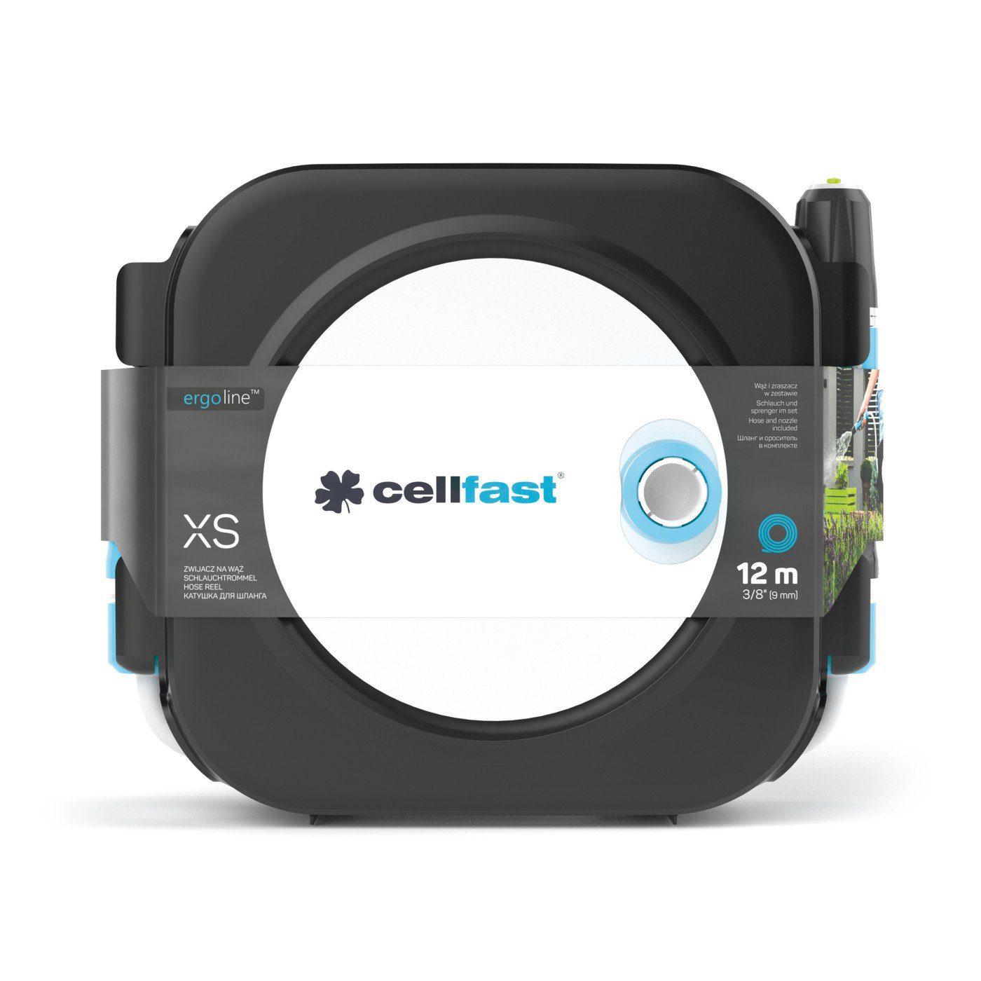 Cellfast Zwijacz na wąż ERGO XS